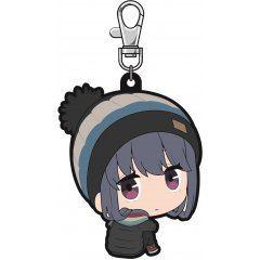 Yurucamp Bocchi-kun Series Rubber Mascot Shima Rin HMA