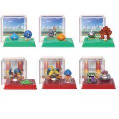 Dragon Quest Mini-Mini Diorama Collection: Monster Pack 2 (Set of 8 Pieces) Square Enix