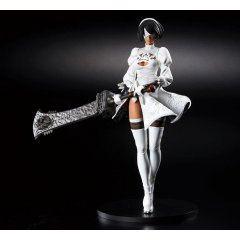 NieR:Automata Statuette: 2B YoRHa No. 2 Type B 2P Color Ver. Square Enix