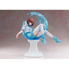 The Idolmaster Shiny Colors 1/7 Scale Pre-Painted Figure: Madoka Higuchi Clear Marine Calm Ver. Broccoli