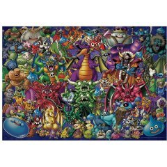 Dragon Quest Jigsaw Puzzle: Monster Assembly (1000 Pieces) Ensky