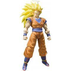 S.H.Figuarts Dragon Ball Z: Super Saiyan 3 Son Goku (Re-run) Tamashii (Bandai Toys)