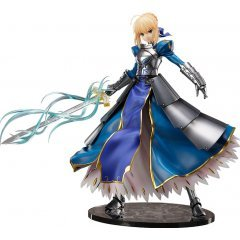 Fate/Grand Order 1/4 Scale Pre-Painted Figure: Saber/Altria Pendragon (Second Ascension) [GSC Online Shop Exclusive Ver.] Freeing