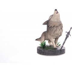 Dark Souls PVC Painted Statue: The Great Grey Wolf Sif SD [Standard Edition] First4Figures