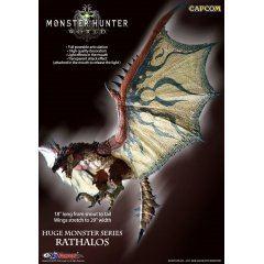 Monster Hunter World Huge Monster Series: Rathalos KitzConcept