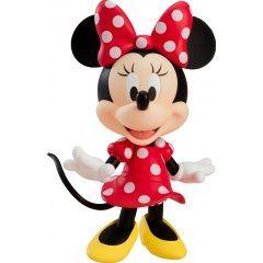 Nendoroid No. 1652 Minnie Mouse: Minnie Mouse Polka Dot Dress Ver. Good Smile