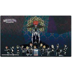 Puella Magi Madoka Magica The Movie: Rebellion - Nutcracker Witch & Clara Dolls Rubber Mat Curtain Damashii