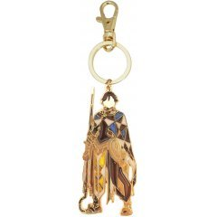 Fate/Grand Order -Divine Realm of the Round Table: Camelot - Ozymandias Stained Glass Style Keychain Tapioca