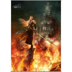Final Fantasy VII Remake Wall Scroll Vol.2 (Re-run) Square Enix