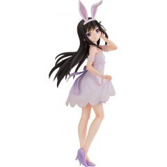 Puella Magi Madoka Magica The Movie Rebellion 1/4 Scale Pre-Painted Figure: Homura Akemi Rabbit Ears Ver. [GSC Online Shop Exclusive Ver.] Freeing