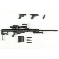 Resident Evil: Infinite Darkness Little Armory LABH02 1/12 Scale Model Kit: Weapons 2 Tomytec