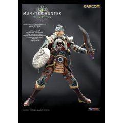 Monster Hunter World 1/18 Scale Action Figure: Hunter KitzConcept