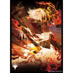 Magic: The Gathering Players Card Sleeve - Strixhaven: School Of Mages Japanese Painting Mystic Archive Urza's Rage (MTGS-167) Ensky