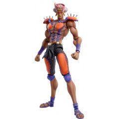 Super Action Statue JoJo's Bizarre Adventure Part 2 Battle Tendency: Esidisi (Re-run) Medicos Entertainment