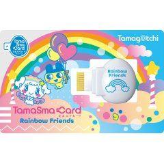 Tama Sma Card Rainbow Friends Bandai Entertainment