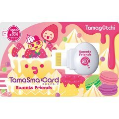 Tama Sma Card Sweets Friends Bandai Entertainment