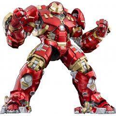The Infinity Saga 1/12 Scale Pre-Painted Action Figure: DLX Iron Man Mark 44 Hulkbuster Threezero
