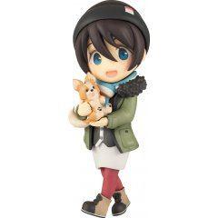 Yuru Camp Season 2 Mini Figure: Ena Saitou Season 2 Ver. Plum