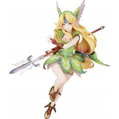 Trials of Mana Pre-Painted Figure: Riesz Square Enix