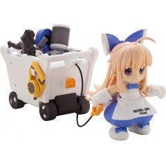Ichigeki Sacchuu!! Hoihoi-san Legacy 1/1 Scale Plastic Model Kit: HoiHoi-san Mini with HoiHoi Carry plus Kotobukiya