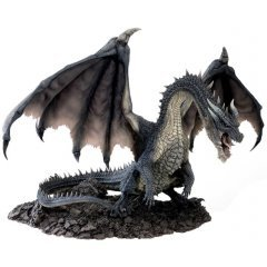 Capcom Figure Builder Creator's Model Monster Hunter: Black Dragon Fatalis Capcom