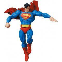 MAFEX Batman The Dark Knight Returns: Superman (The Dark Knight Returns) Medicom