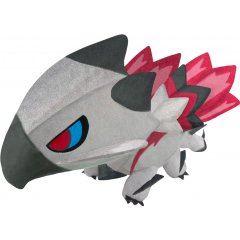 Monster Hunter Rise Deformed Plush: Crimson Glow Valstrax Capcom