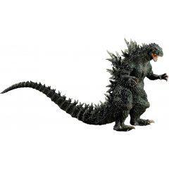 Real Master Collection Godzilla 2000 Millennium: Hinagata Replica Soft Vinyl Ver. Plex
