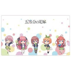 The Quintessential Quintuplets Mini Character Rubber Mat Curtain Damashii
