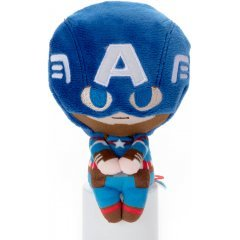 Marvel Cross Buddies Big Chokkorisan with Mask: Steve Rogers (Captain America) TakaraTomy