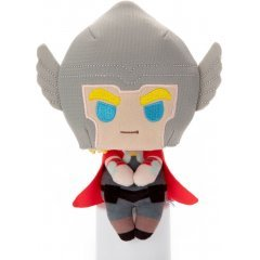 Marvel Cross Buddies Big Chokkorisan with Mask: Thor TakaraTomy