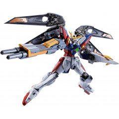 Metal Robot Spirits -Side MS- Mobile Suit Gundam Wing: XXXG-00W0 Wing Gundam Zero Tamashii (Bandai Toys)