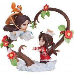 Heaven Official's Blessing Chibi Figures: Xie Lian & San Lang Until I Reach Your Heart Ver. Good Smile Arts Shanghai