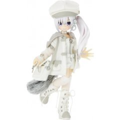 Mimy Garden Naturalis Historia 1/12 Scale Fashion Doll: Raia White Gray Ver. Azone