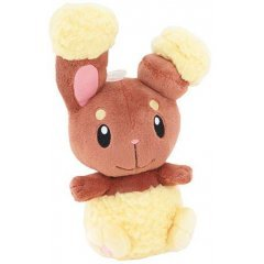 Pokemon All Star Collection Plush: PP11 Buneary (S) (re-run) San-ei Boeki
