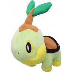 Pokemon All Star Collection Plush: PP87 Turtwig (S) (re-run) San-ei Boeki