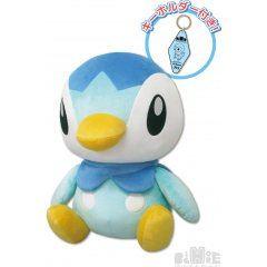 Pokemon BigMore! Pokemon Plush: BM12 Piplup San-ei Boeki