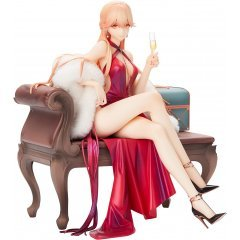 Girls' Frontline 1/7 Scale Pre-Painted Figure: OTs-14 Ruler of the Banquet Ver. Apex