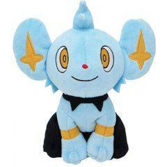 Pokemon All Star Collection Plush: PP31 Shinx (s) (rerun) San-ei Boeki
