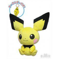 Pokemon BigMore! Pokemon Plush: BM07 Pichu San-ei Boeki