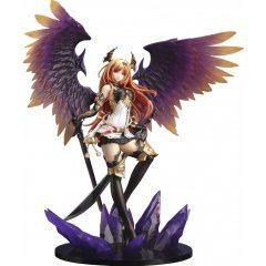 Rage of Bahamut 1/8 Scale Pre-Painted Figure: Dark Angel Olivia Renewal Package Ver. Kotobukiya