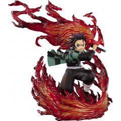 Figuarts Zero Demon Slayer Kimetsu no Yaiba: Tanjiro Kamado Hinokami Kagura (Re-run) Tamashii (Bandai Toys)