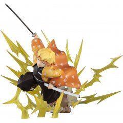 Figuarts Zero Demon Slayer Kimetsu no Yaiba: Zenitsu Agatsuma Thunder Breathing (Re-run) Tamashii (Bandai Toys)