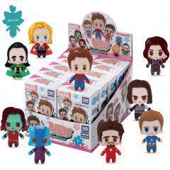 Marvel xBuddies Mini Mascot Plush (Set of 10 pieces) TakaraTomy