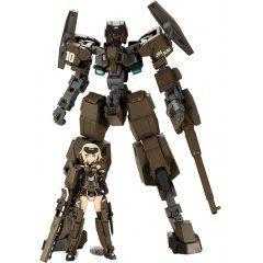 Frame Arms Girl Hand Scale Plastic Model Kit: Gourai with Jinrai Armor Kotobukiya