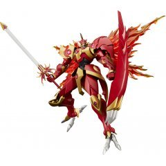 MODEROID Magic Knight Rayearth: Rayearth, the Spirit of Fire Good Smile
