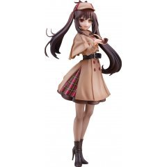 Date A Bullet Pre-Painted Figure: Kurumi Tokisaki Detective Ver. Union Creative