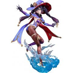 Genshin Impact 1/7 Scale Pre-Painted Figure: Astral Reflection Mona Wonderful Works