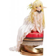 How NOT to Summon a Demon Lord Omega 1/7 Scale Pre-Painted Figure: Shera L. Greenwood Wedding Dress Ver. FuRyu