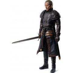Game of Thrones 1/6 Scale Pre-Painted Action Figure: Ser Jorah Mormont (Season 8) Threezero